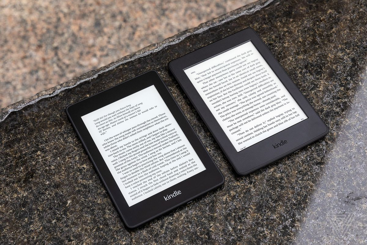 Amazon Kindle Paperwhite (2018) review: the new best-seller