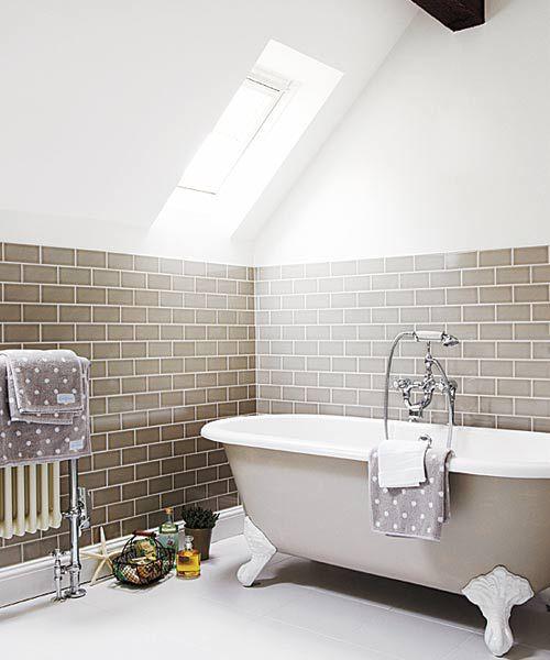 Skylight In Bathroom