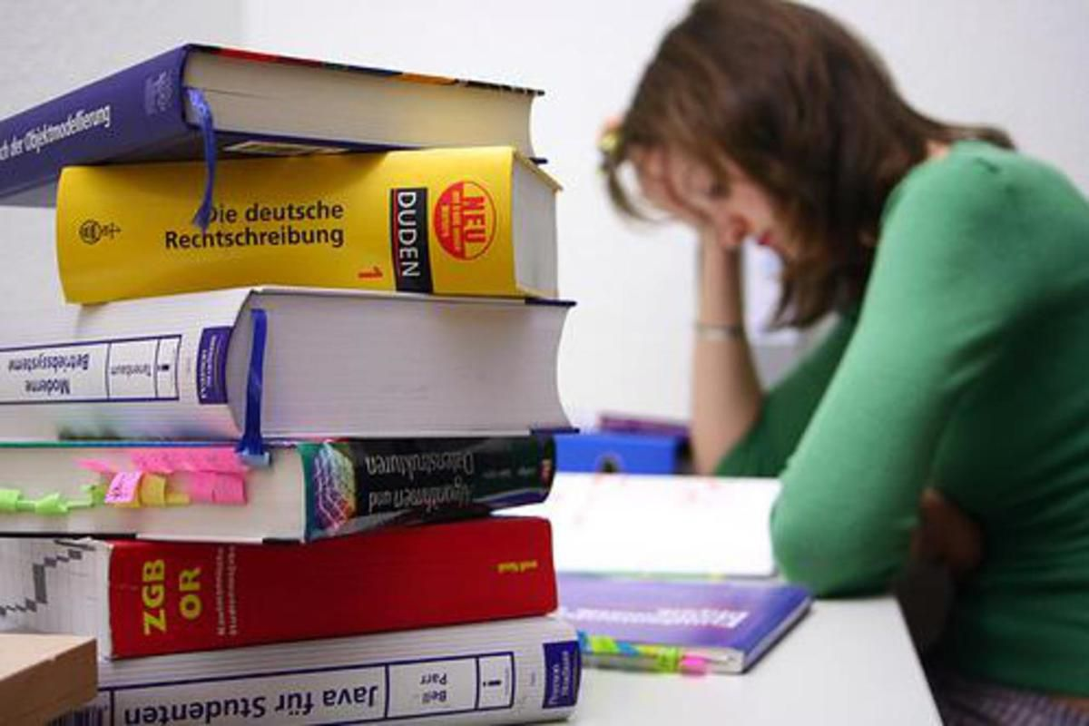 Family stress and poverty affect student success, study says