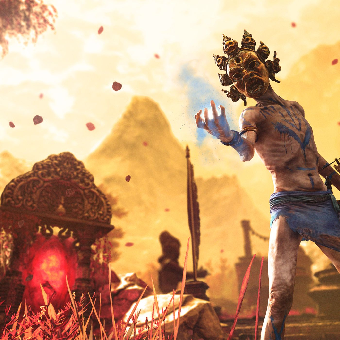 Far Cry Primal Leaks Ahead Of Ubisoft S Official Reveal Polygon