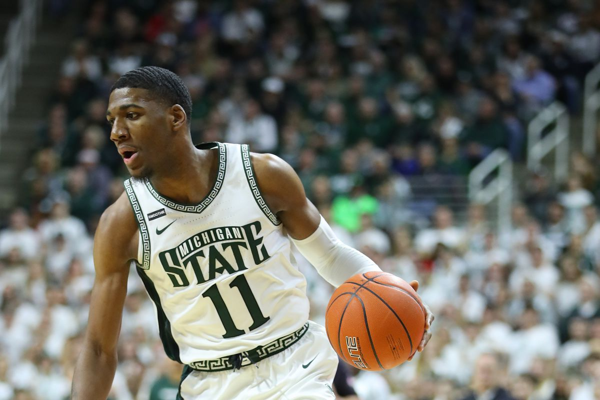 Aaron Henry, Michigan State Basketball Captain