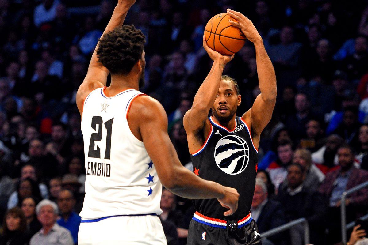 NBA All-Star Game Recap: Kawhi Leonard helps Team LeBron defeat Team Giannis and Kyle Lowry