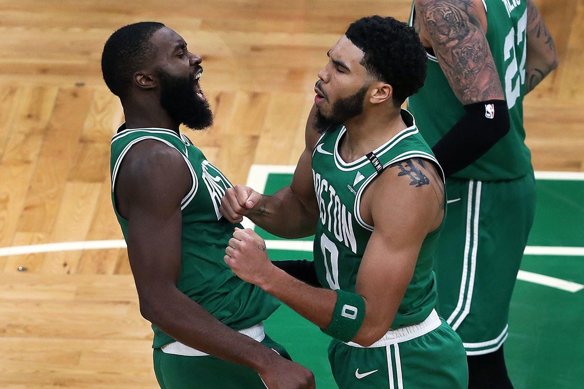 Milwaukee Bucks Vs Boston Celtics At TD Garden