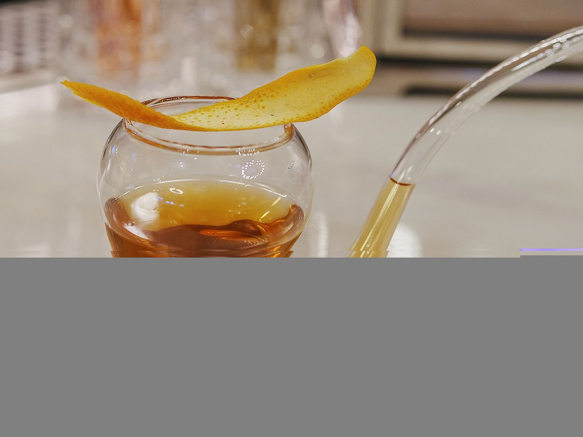 The Modern Old Fashioned at Hazel