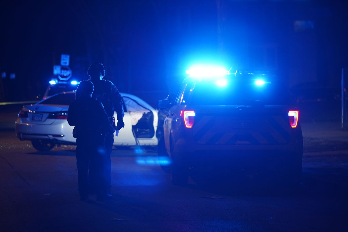 One man was killed and another was critically wounded in a shooting Feb. 20, 2020, in the 4400 block of West Congress Parkway.
