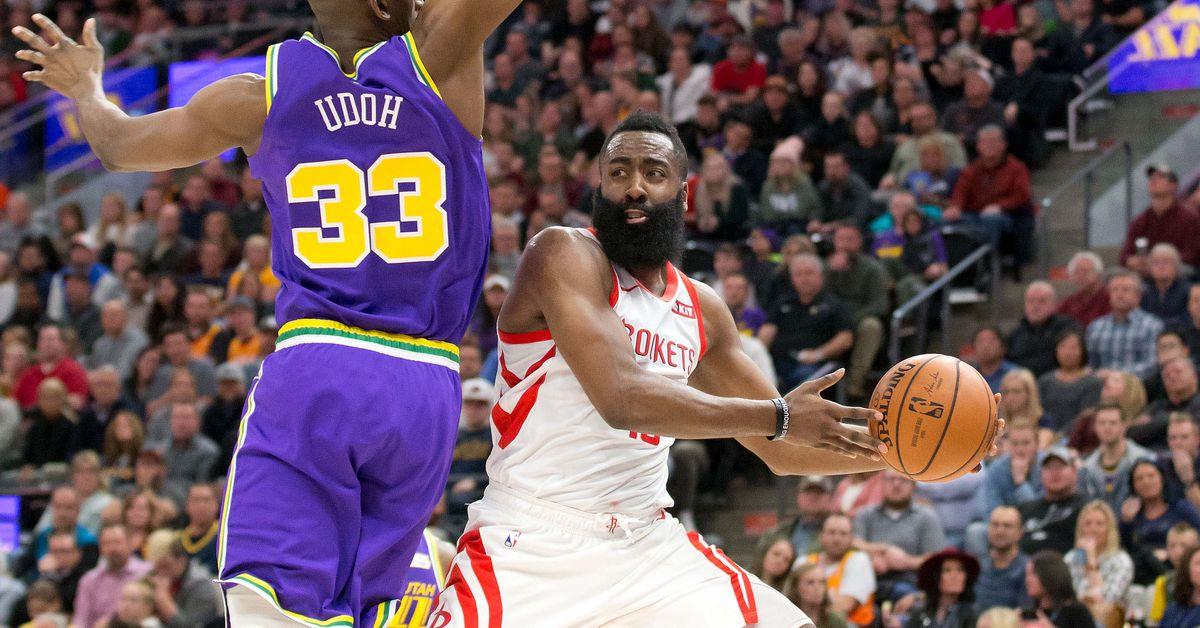 Game thread: Rockets vs. Jazz