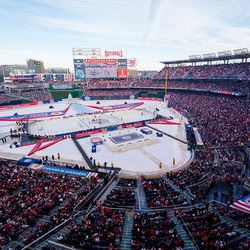 The Third Period of the 2015 Winter Classic Starts Now