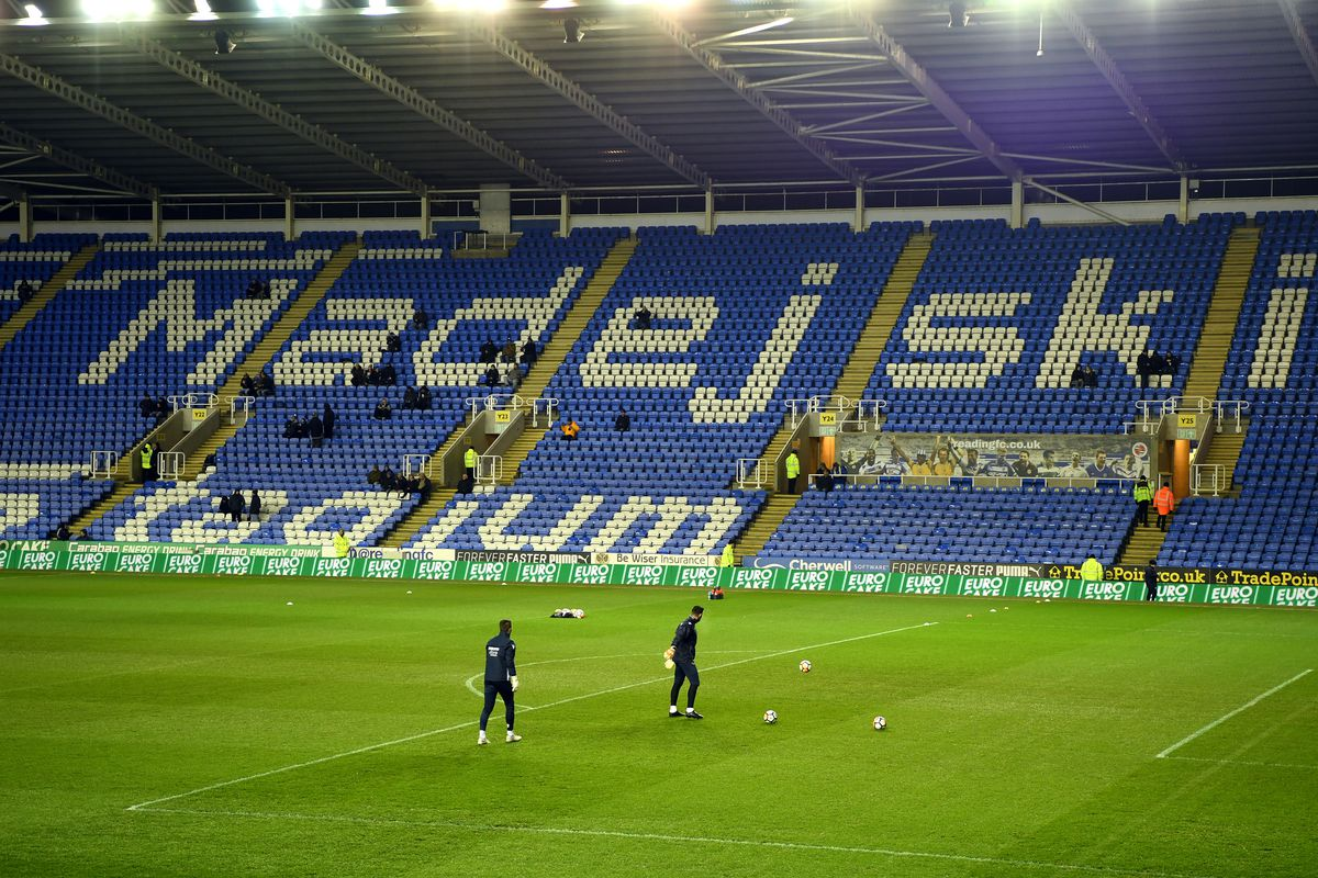 Reading v Stevenage - The Emirates FA Cup Third Round Replay