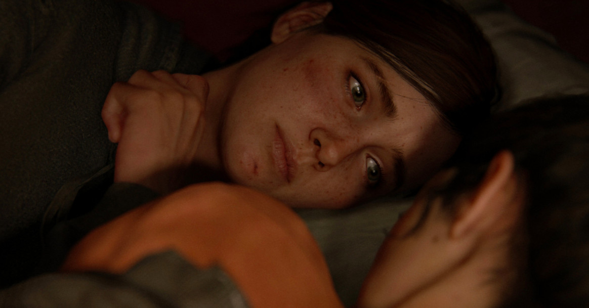 The unsung star of The Last of Us Part II had to pretend to be a baby