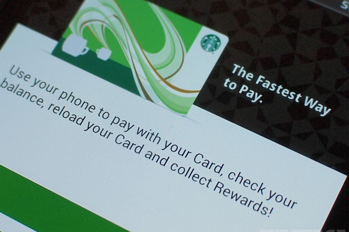 With partnership, Square and Starbucks now share the largest mobile ...