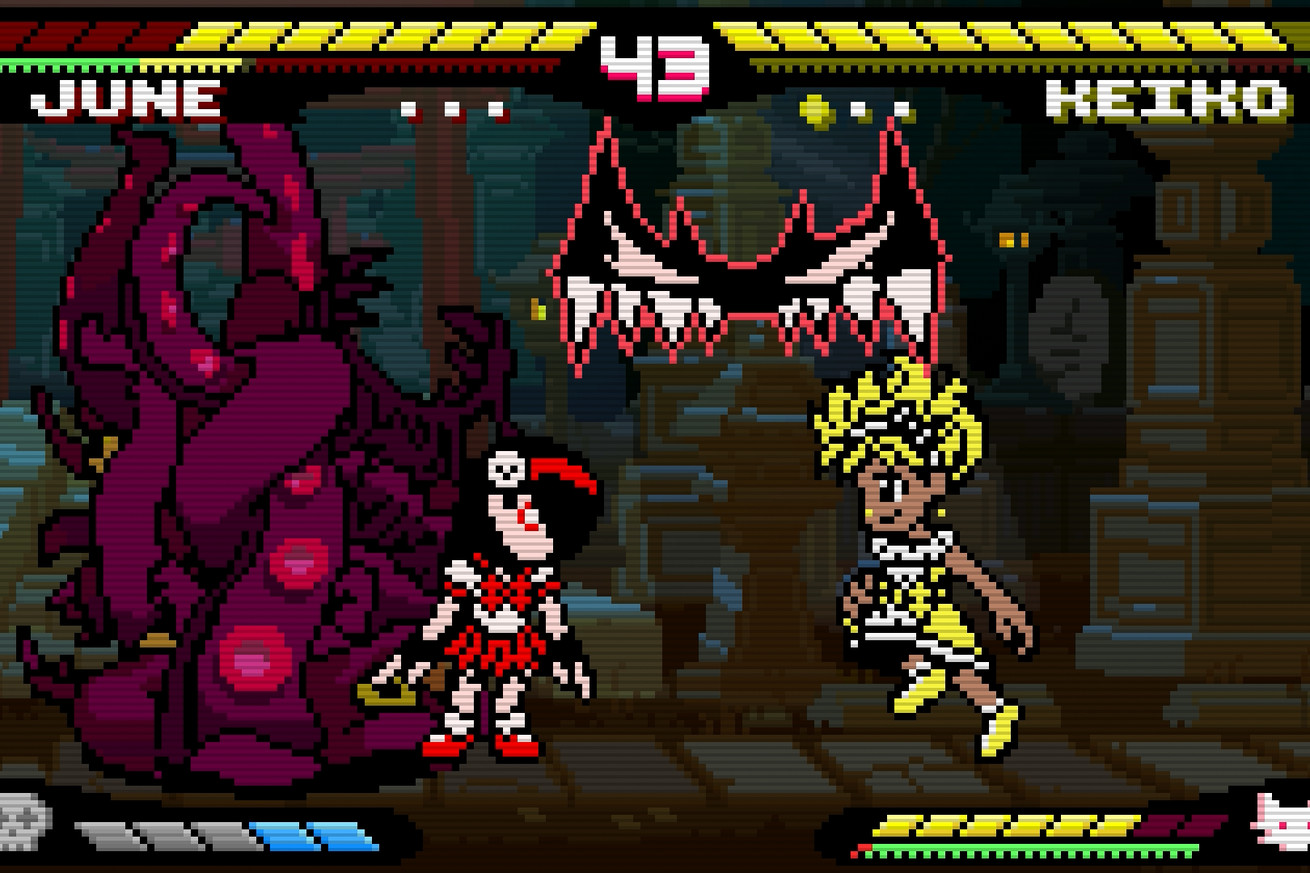 pocket rumble for the nintendo switch channels the best portable fighters