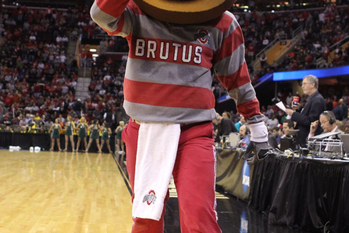 Brutus and the Buckeyes are #1 in the BT Powerhouse Preseason Predicted Order of Finish