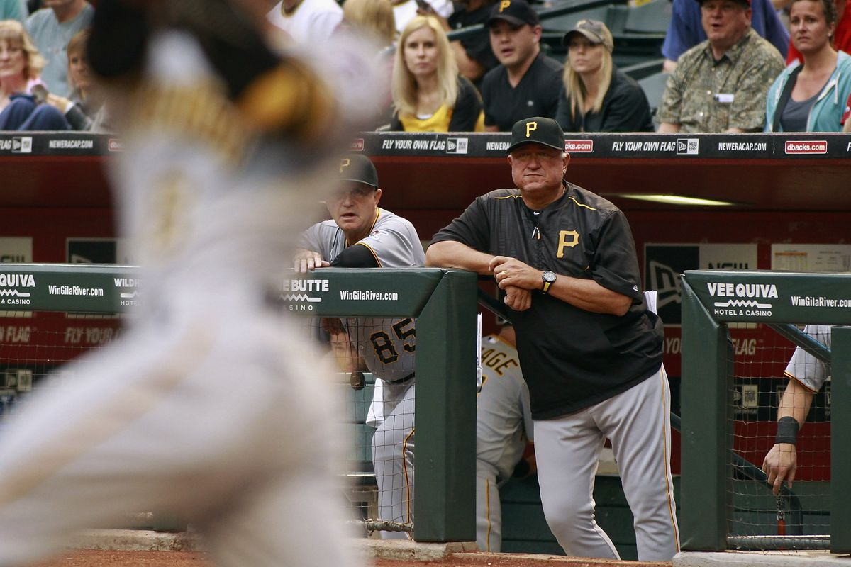 Pittsburgh Pirates v Arizona Diamondbacks