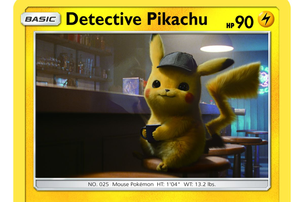 Detective Pikachu will roll out to theaters will an
