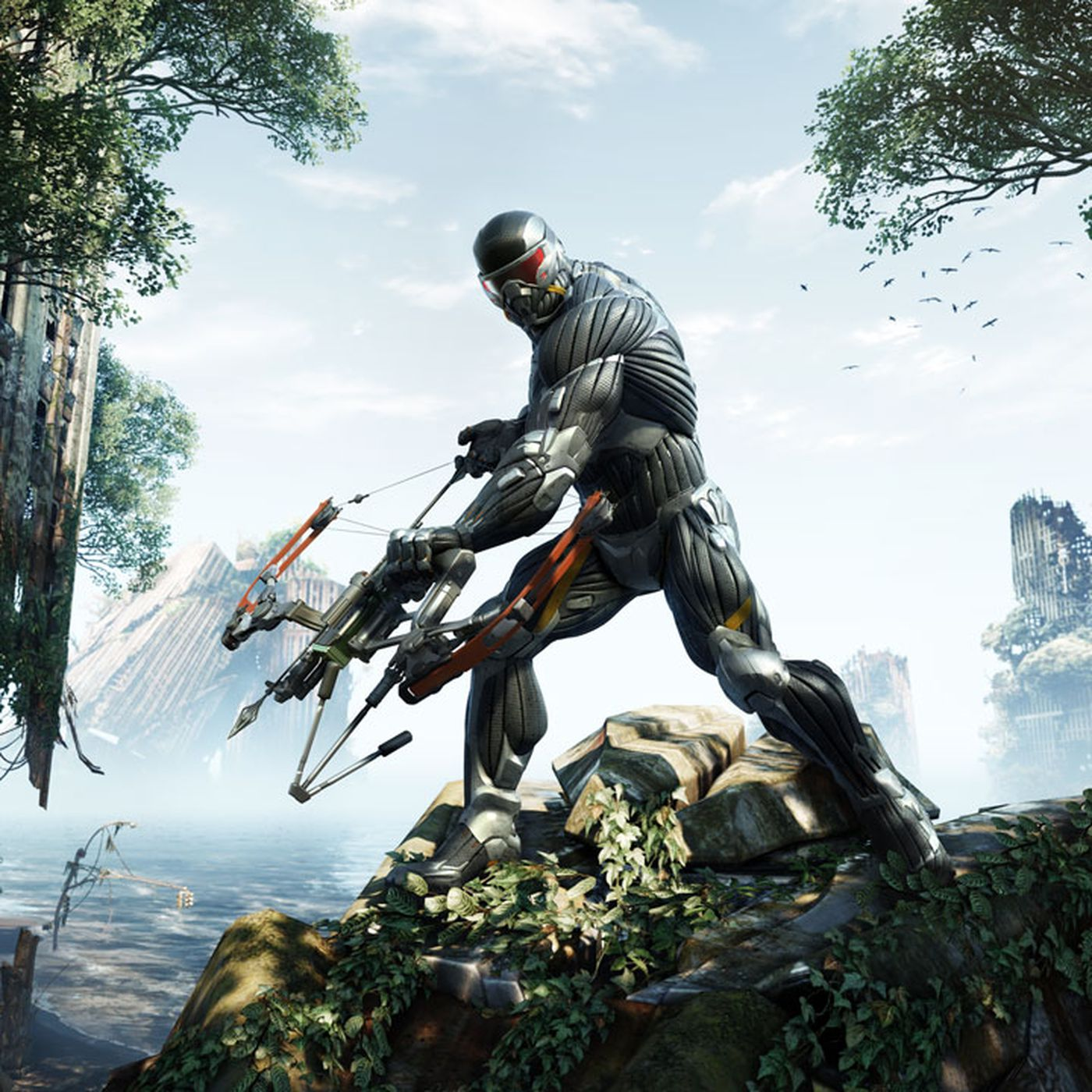 Crysis 3's second '7 Wonders of Crysis 3' episode takes you