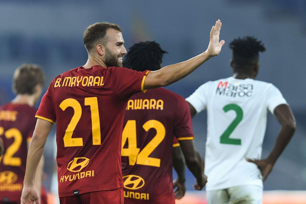 AS Roma v Raja Casablanca - Pre-Season Friendly