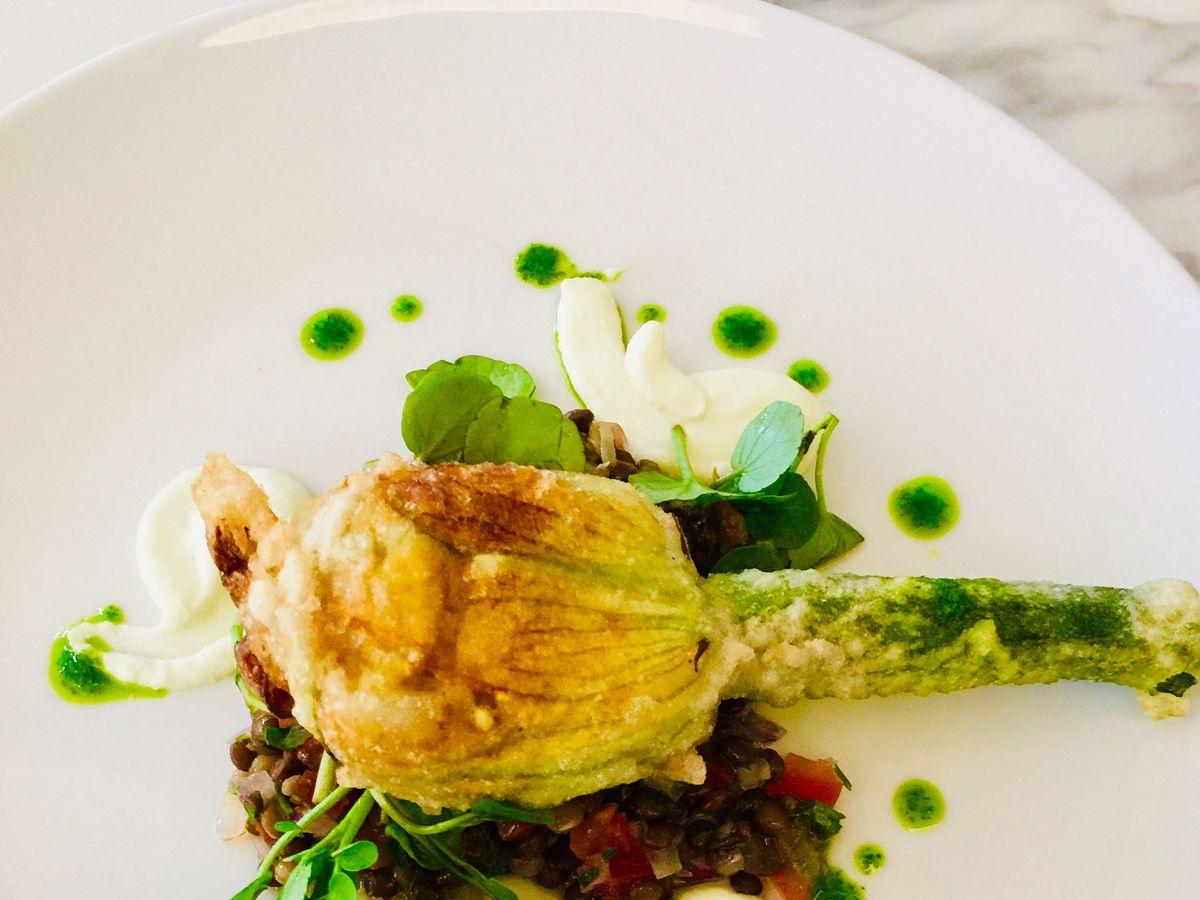 London's best vegetarian restaurants include The Gate in St. John's Wood