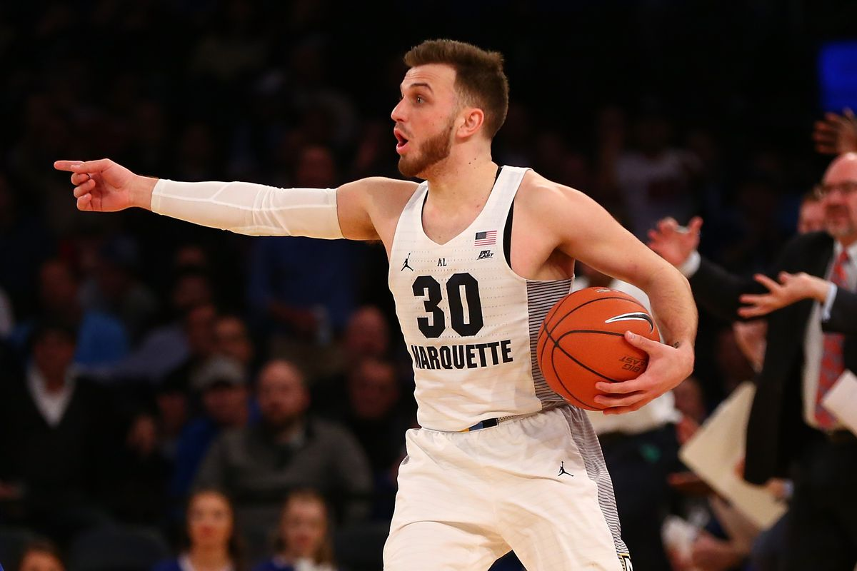 Uk Basketball: 2016-17 Marquette Men's Basketball Player Review: #30