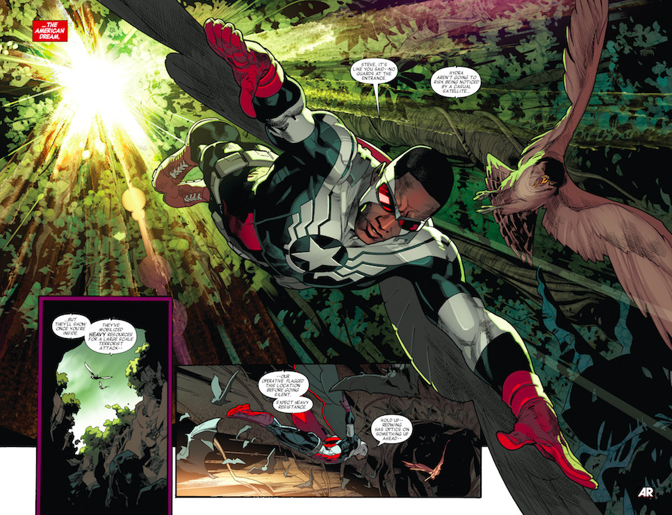 What an African-American Captain America means for Marvel - Vox