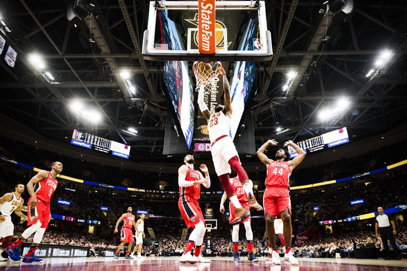 GettyImages_940301994 LeBron James, the most important athlete in America, explained