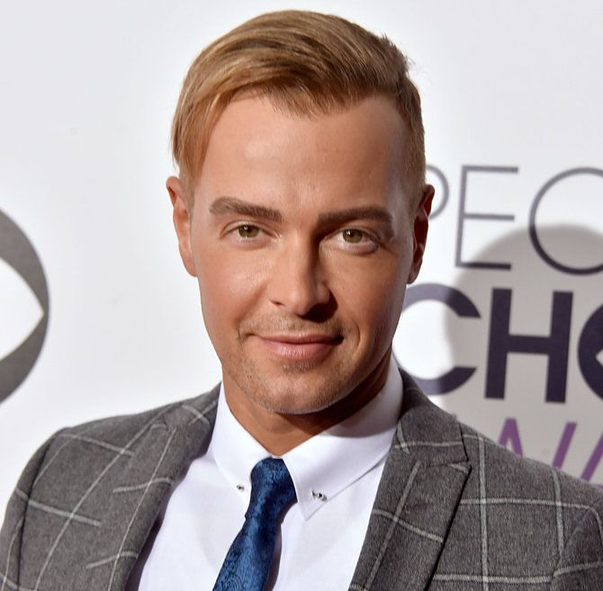 This Is What Joey Lawrence Looks Like Now Racked
