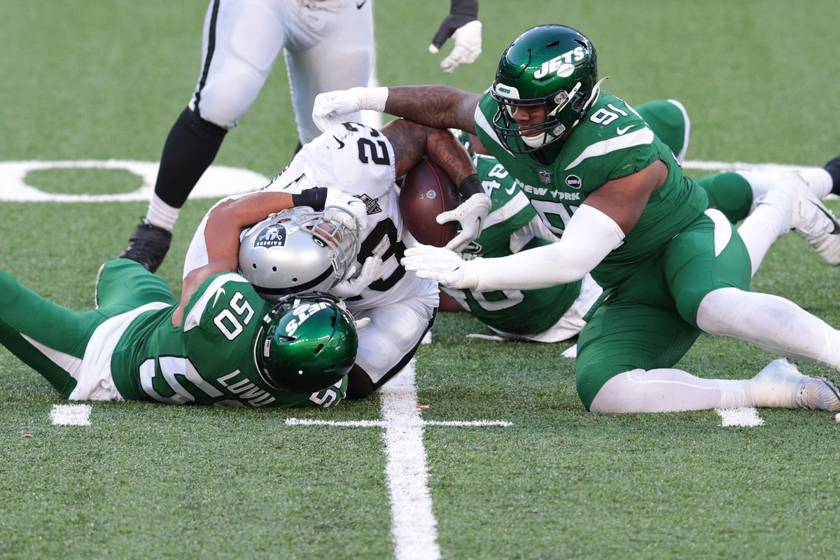 NFL: Las Vegas Raiders at New York Jets
