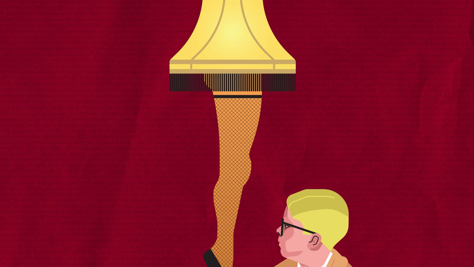 An Enduring And Kitschy Gift From A Christmas Story