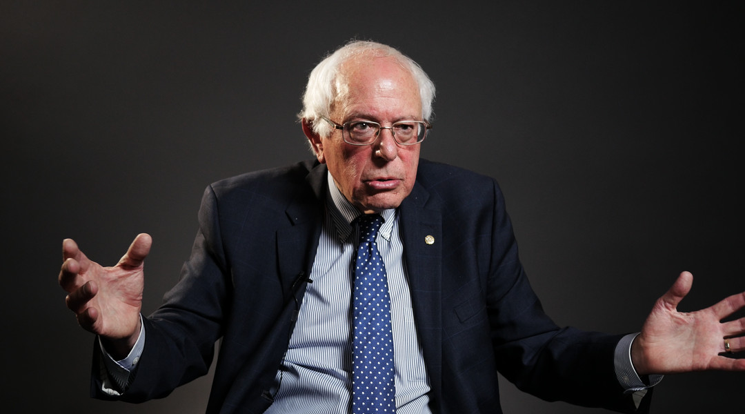 Bernie Sanders explains why Trump is so dangerous