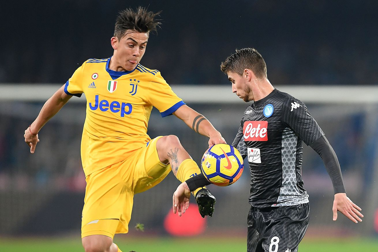 """Could Paulo Dybala be dropped for Juventus? showdown with Napoli"""""""