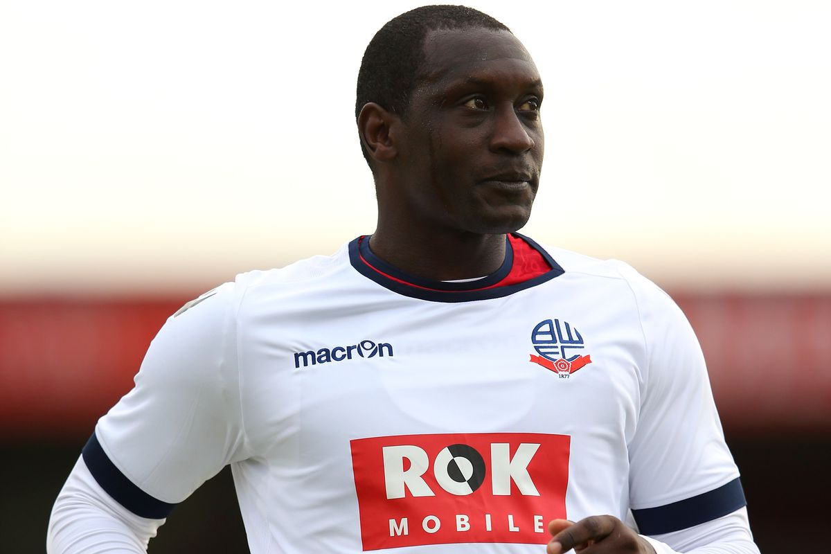 Just look at that beautiful man, whose only Bolton goal remains against Blackburn