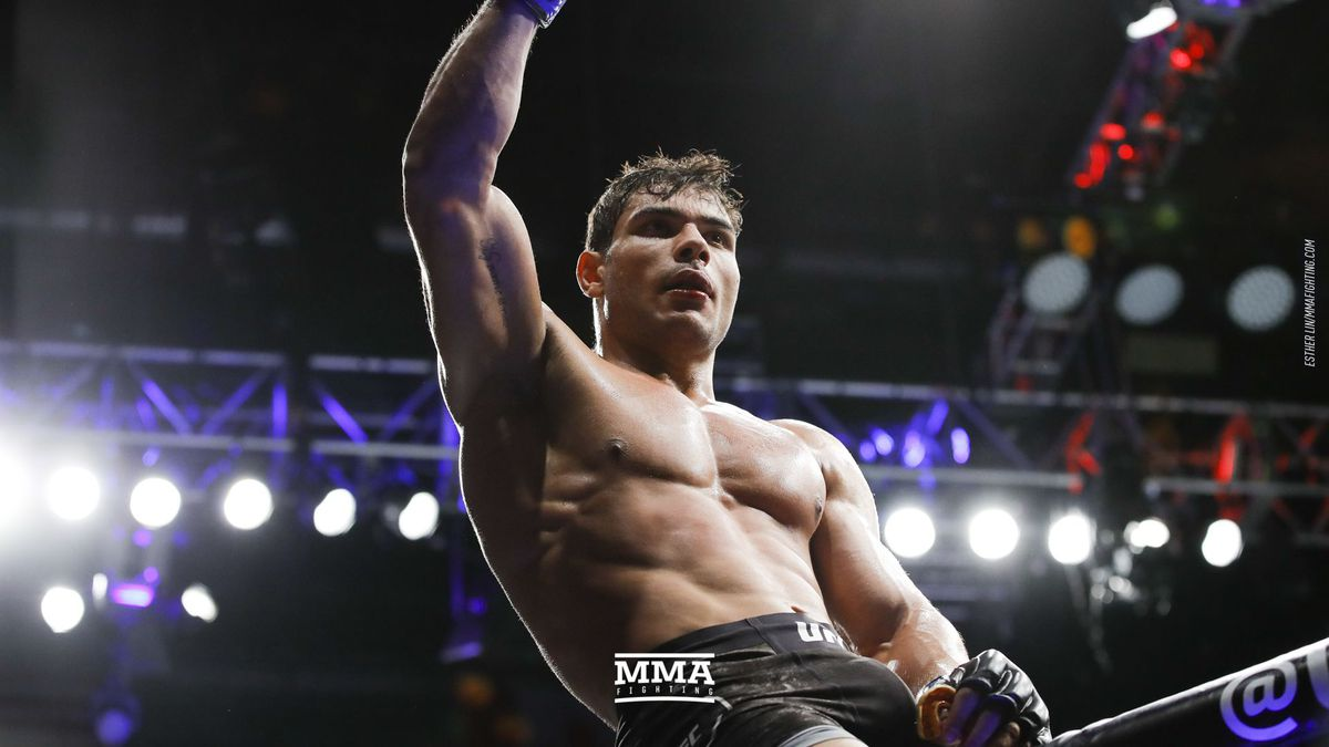 Paulo Costa's endless quest for greatness - MMA Fighting