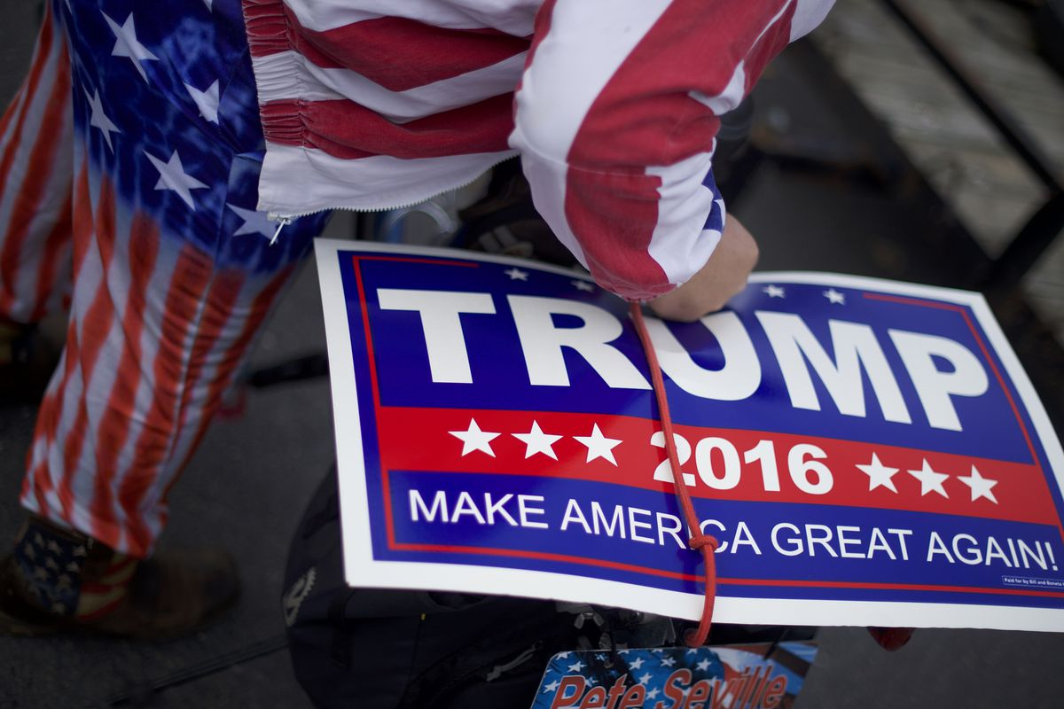Trump Holds Campaign Event in Gettysburg, Pennsylvania