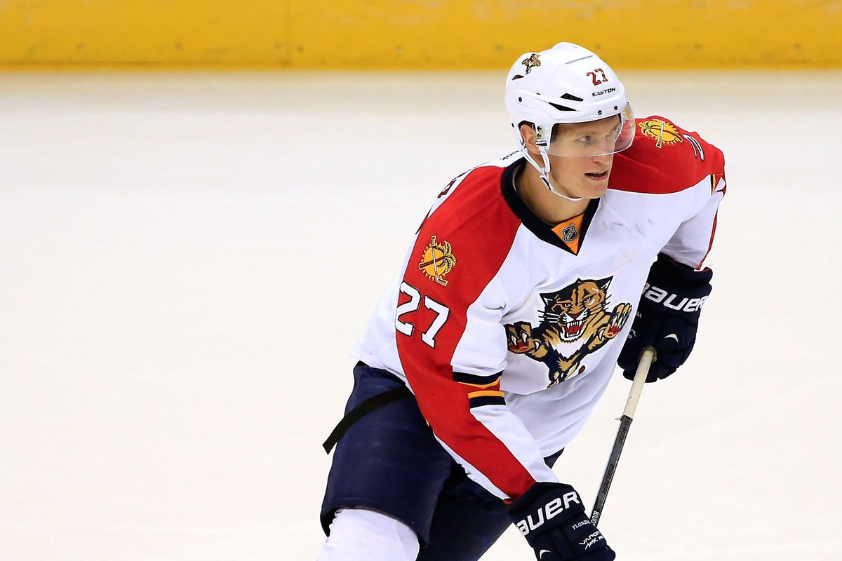 Nick Bjugstad continues to shine for the Cats.