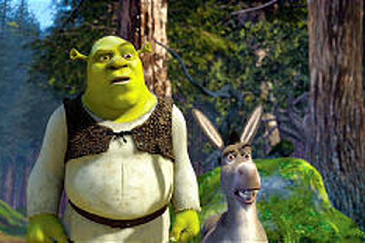 """Shrek in """"Shrek 2"""""""