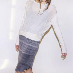 Chalk pullover, reg $262.
