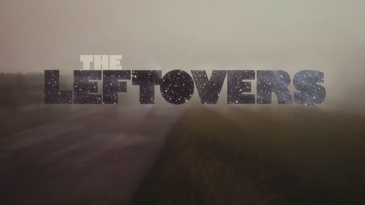 The new main title screen for The Leftovers.