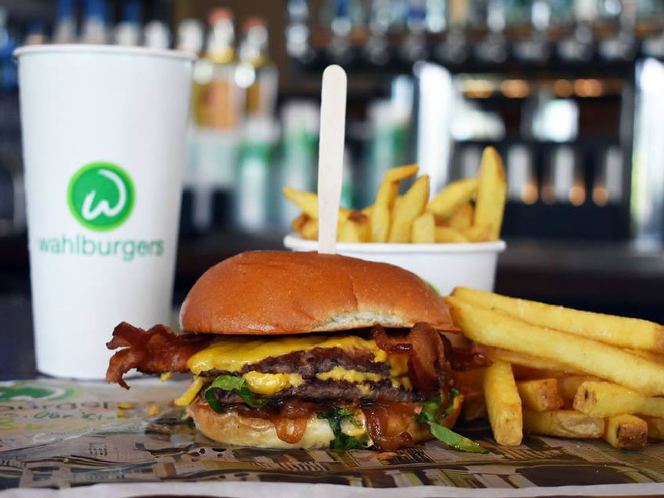 Wahlburgers burgers and more will soon be available in Chicago
