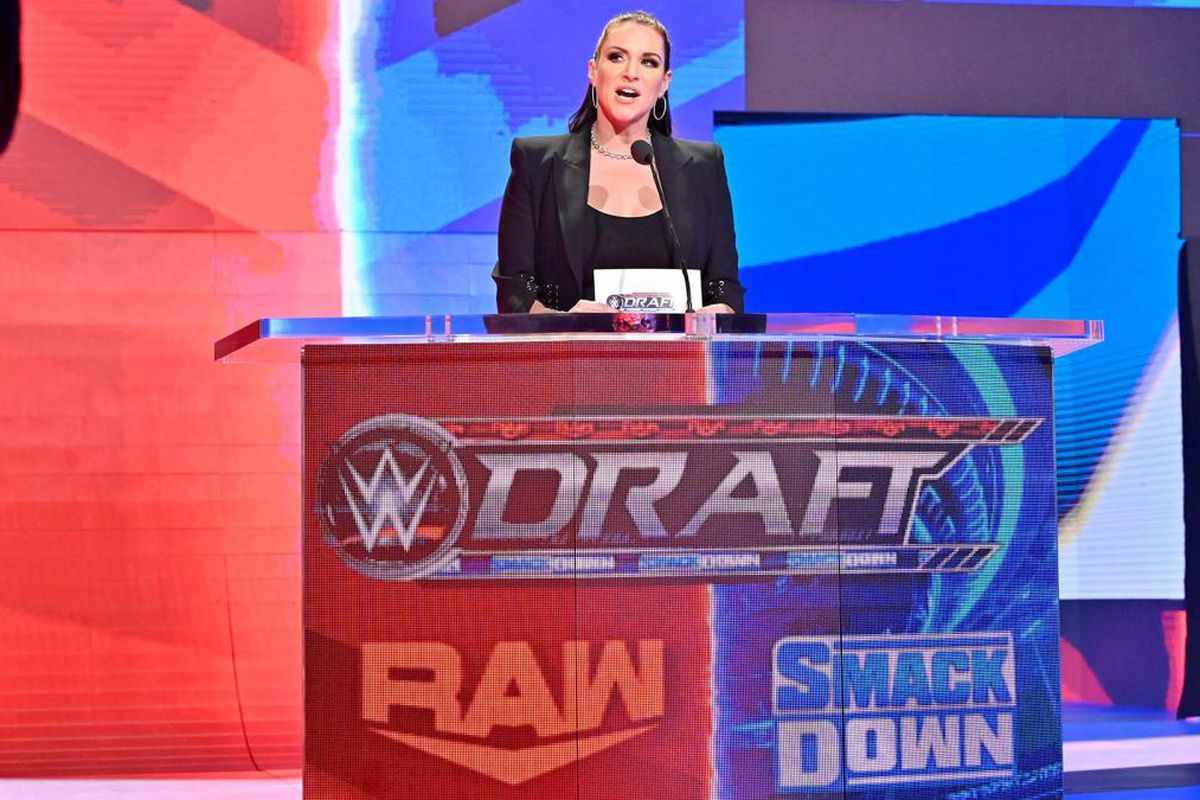 The WWE Draft wasn't a hit in the ratings either - Cageside Seats