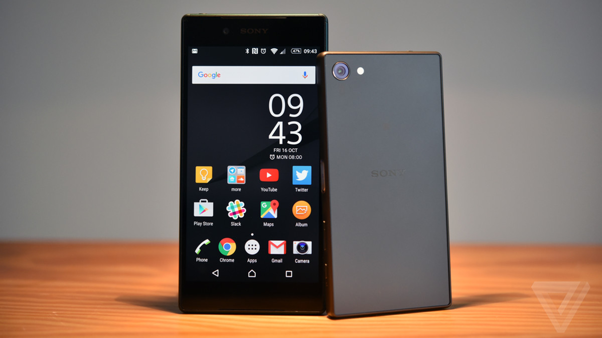 Sony Xperia Z5 and Z5 Compact review - The Verge