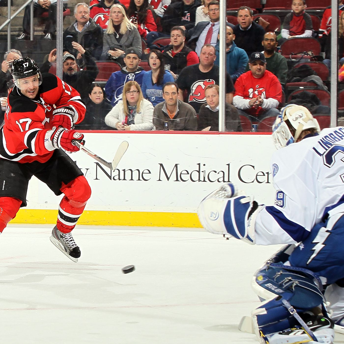c2e36fe06 New Jersey Devils Power Past Tampa Bay Lightning with Three Special Teams  Goals in 4-2 Victory
