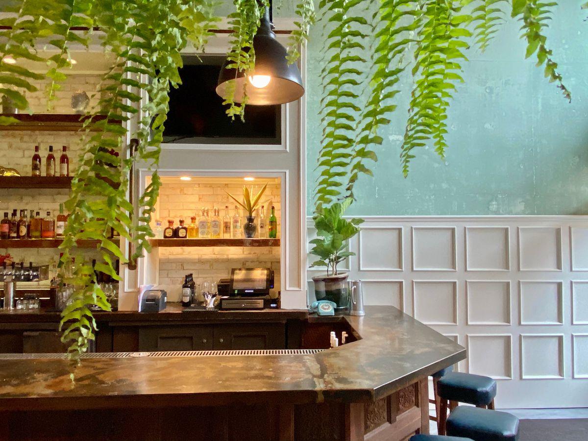 Bar at Macondray