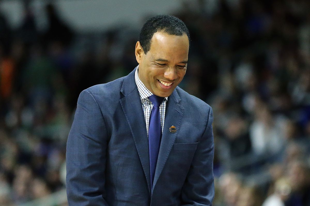 NC State coach Kevin Keatts