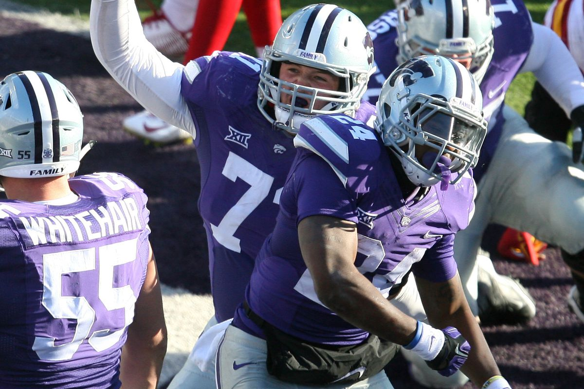 On his way to picking up multiple Freshman All-American honors in 2015, Dalton Risner almost made us forget about B.J. Finney. Almost.
