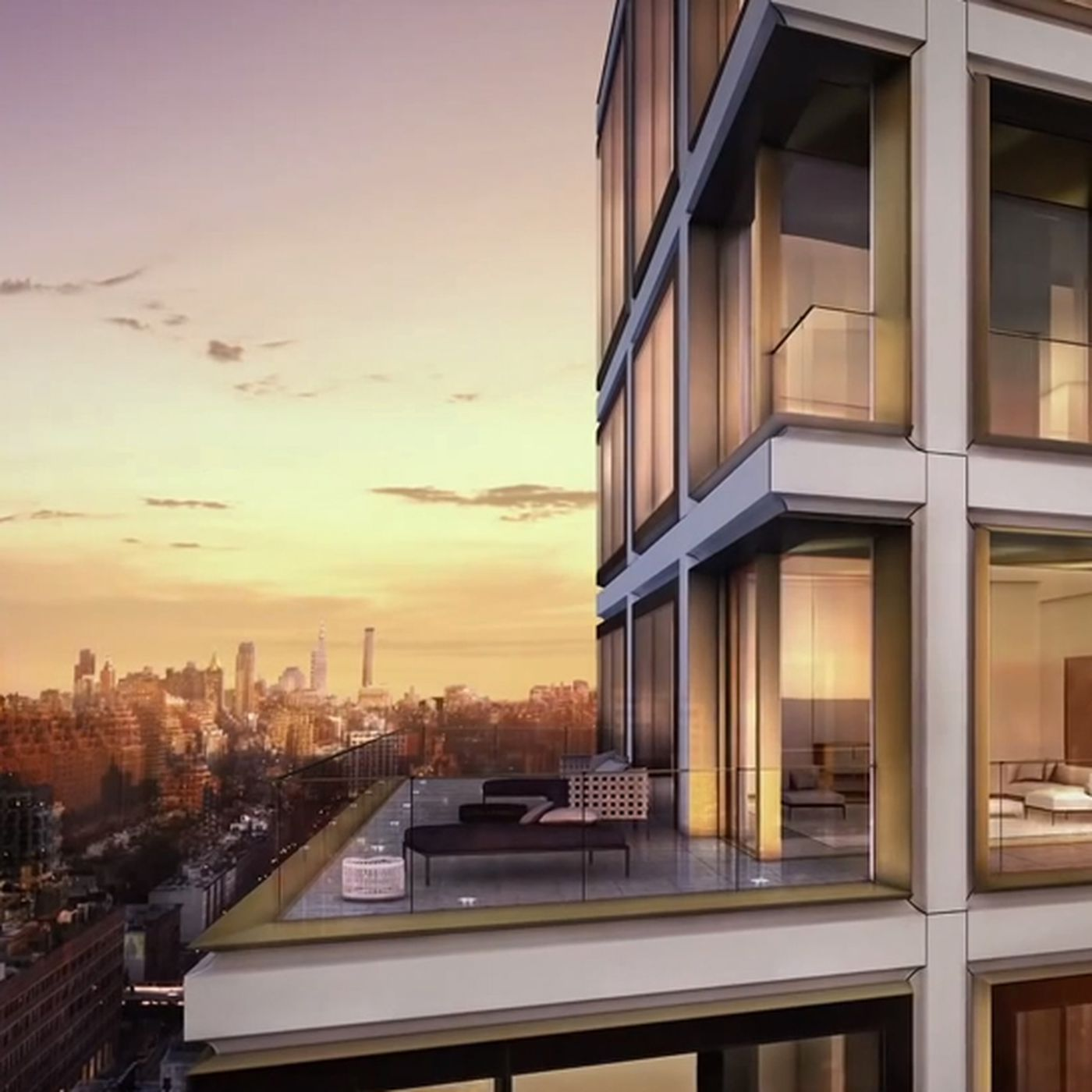 West Chelsea Penthouse In Norman Foster Designed Condo Sells For $38M