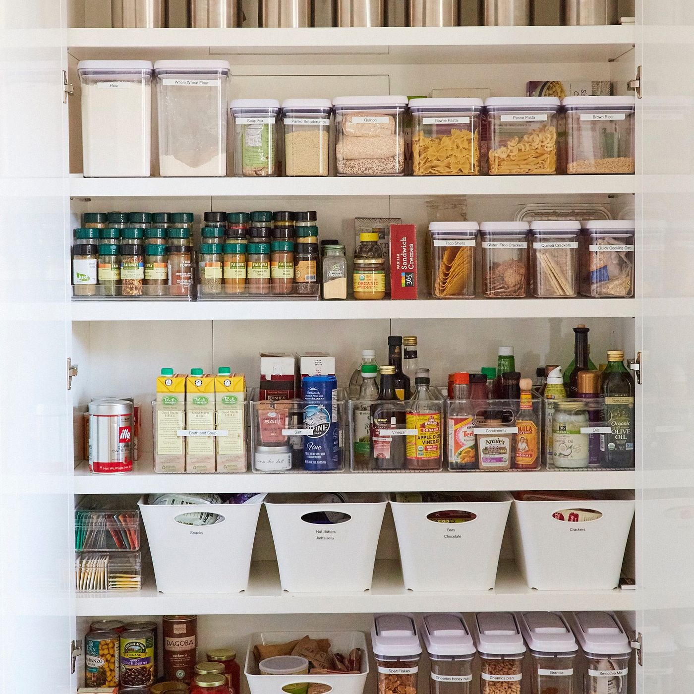 Best Storage Bins for Every Room, According to Professional ...