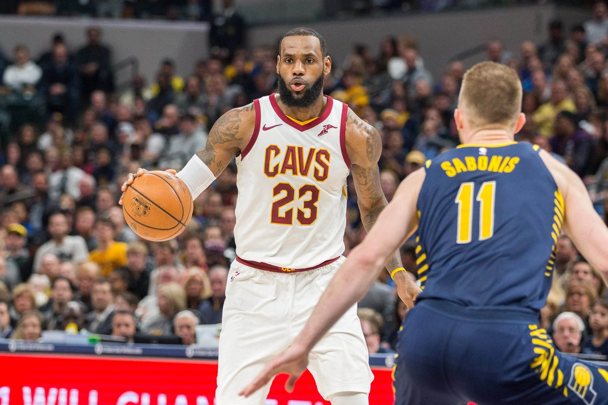 2018 NBA Playoffs Cavaliers Vs Pacers Scouting Report Series Preview