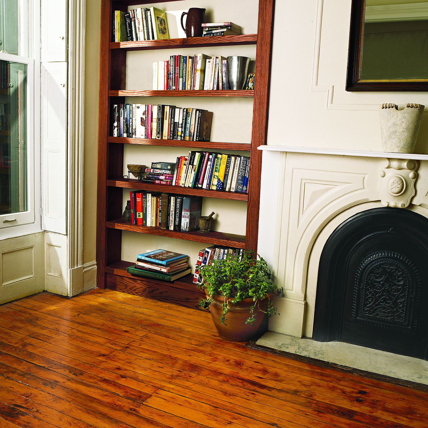How To Build A Bookshelf In 8 Simple Steps This Old House