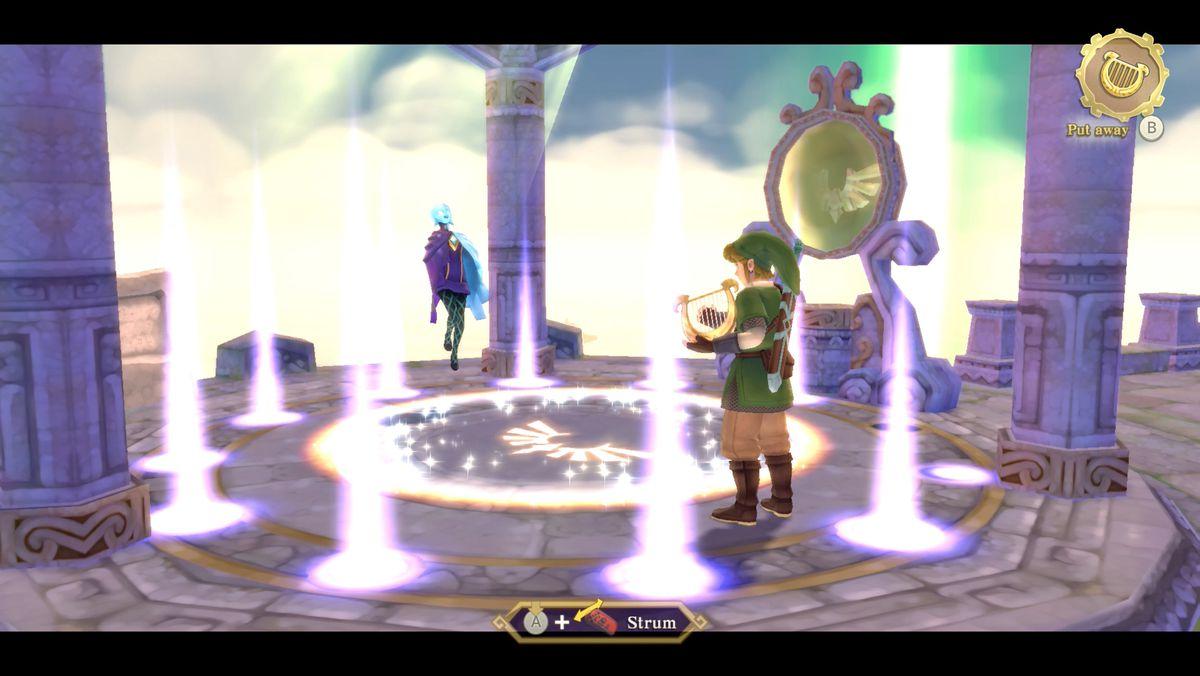 Isle of Songs walkthrough – Zelda: Skyward Sword HD guide