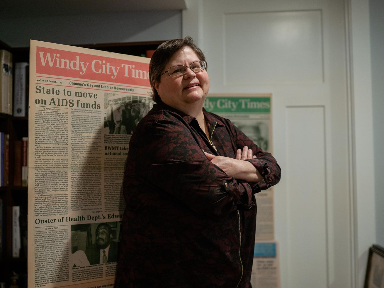 Documenting LGBTQ history: Windy City Times an 'invaluable resource' for Chicago