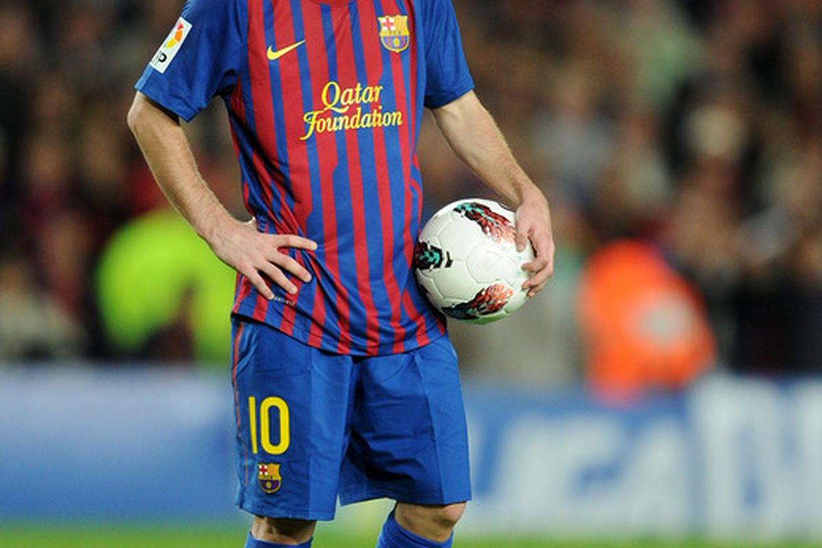Messi has missed just 62 minutes of 24 official game for club and country this season.